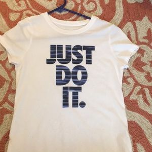 Nike JUST DO IT. T-shirt